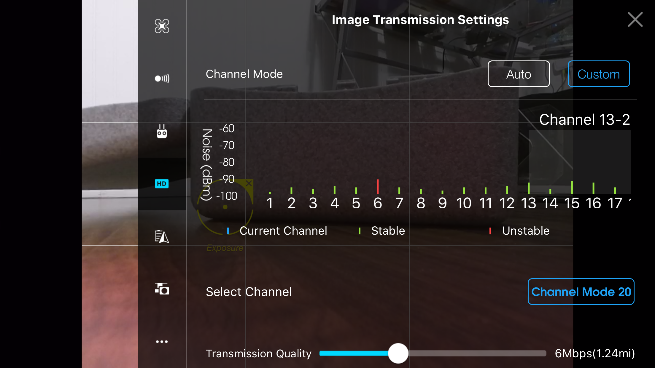 32 Channel Hack | DJI Phantom Drone Forum