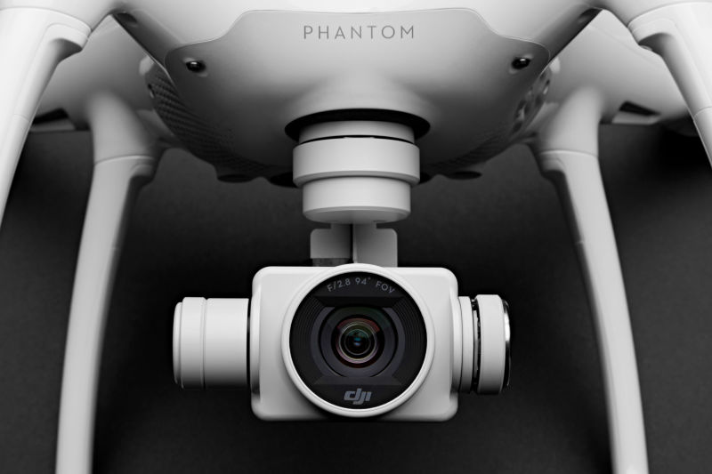 Why DJI May Be Shooting Itself In The Foot With P4
