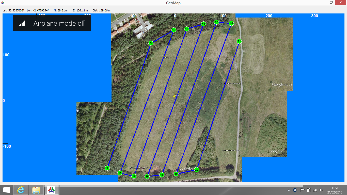 Phantom waypoint/mission planner | DJI Phantom Drone Forum