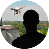 Drone X Vision