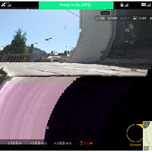 Phantom 3 Professional Video Screwed up