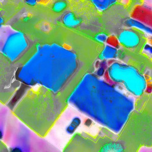 DJI Phantom 2 vision + On Board Thermal Imaging RADAR - YouTube