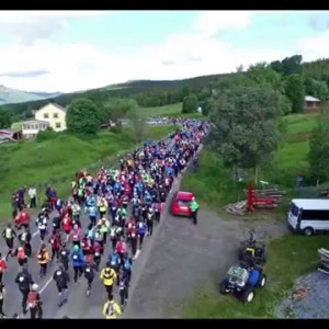 Fjällmaraton 27 km - YouTube