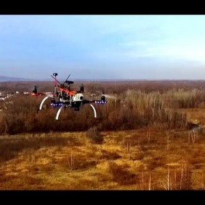 Drones in liberty - YouTube
