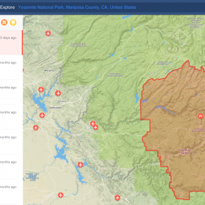 Hivemapper now supports National Parks