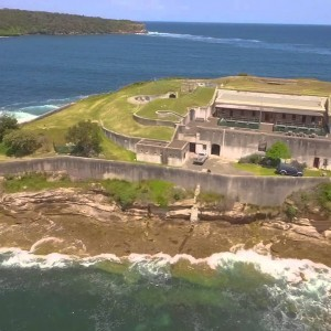 Bare Island, La Perouse in motion - YouTube
