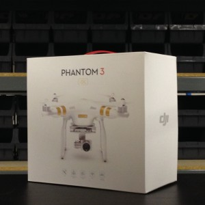 Phantom 3 4K In The Box