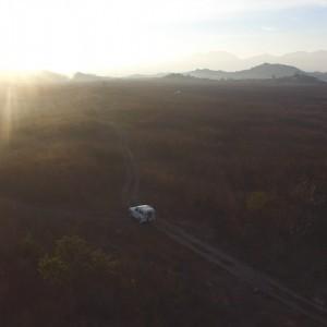 BTS - Landrover Adventure