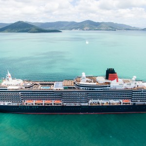 MV Queen Victoria Airlie Beach