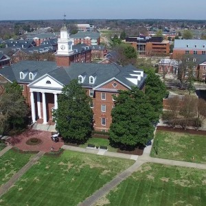 Aerial Views of Virginia State University - Ettrick, Va - YouTube