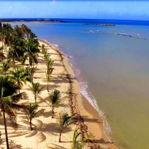 Spectacular Dominican Republic from the air - YouTube