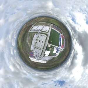2016 04 18 Rock Chalk Park Little Planet Altitude 300 Feet