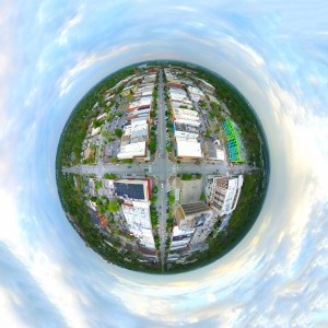 2016 04 19 Lawrence Downtown 9th And Mass Little Planet