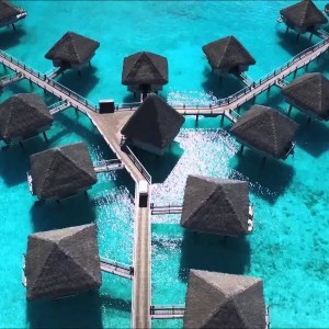 Islands of Tahiti - Most beautiful lagoons in the world - YouTube