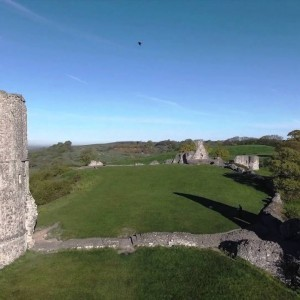 Hadleigh Castle - YouTube