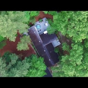 DJI Phantom 3 Professional - From the Deck to the Treetops - YouTube