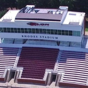 Aerial Views of Elon University Athletic Complex - Elon, NC - YouTube