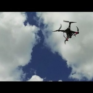 DJI Phantom 3 Professional - A Lapse of Time in Flight - YouTube