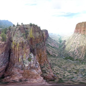 Parker Canyon Panorama