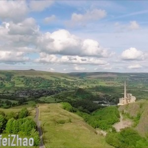 Giant's Hole Area at Peak District - YouTube