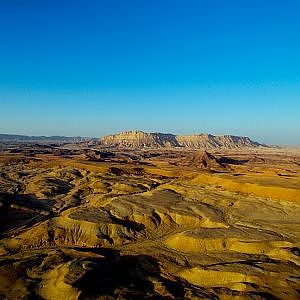 Ramon Crater aerial photography (DJI phantom 3)