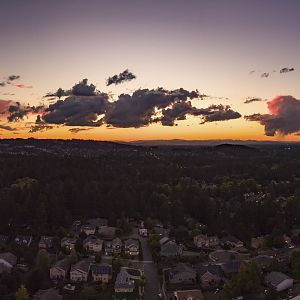 Summer Sunset Pano 2016 (1 Of 1)-2