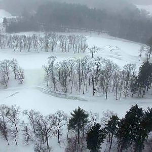 Droning in a  New England snowstorm - YouTube