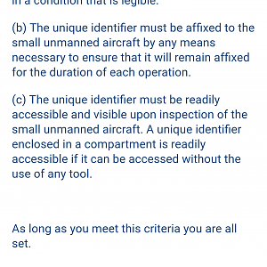 Screenshot FAA Reply ABOUT Number Location