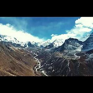 Nepal Himalaya - Khumbu 3 passes trek with Phantom4