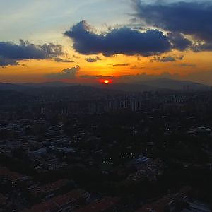 Sunset Timelapse | Caracas - YouTube