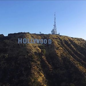 5 19 2017 HollywoodSign ClearBlueSky P3S HD.m - YouTube