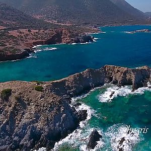 Beauty of Crete from above. Part 2 - YouTube