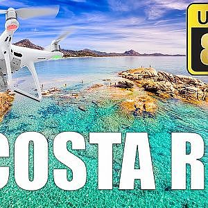 Costa Rei | Sardinia | Full Ultra HD 8k