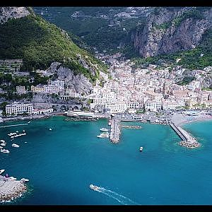 Beauty of Amalfi coast - YouTube