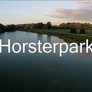 Horsterpark by Drone