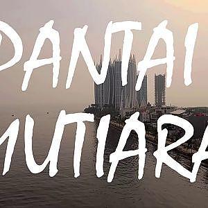 Pantai Mutiara Jakarta Drone footage. - YouTube