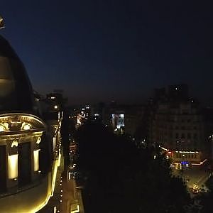 An Autumn Night in Bucharest