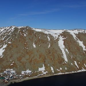Little Diomede Island