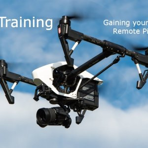 Drone Training USA - FAA Part 107 Test Remote Pilot Certificate & Rules For RPAS