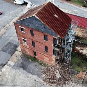 The Day Before Demolition - Petersburg, Va.