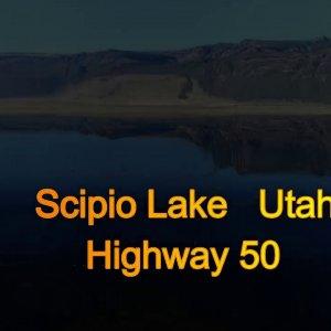 Scipio Lake Utah