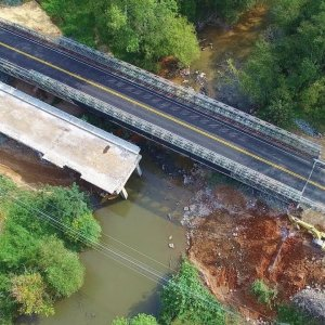 NC 87 Bridge Replacement & Ossipee Dam Breach Update - Alamance County, NC