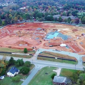 Twin Lakes Retirement Community - New Coble Creek Healthcare and Rehabilitation Center Construction