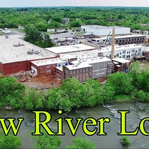 Haw River Lofts, Four Months Later - Haw River, NC