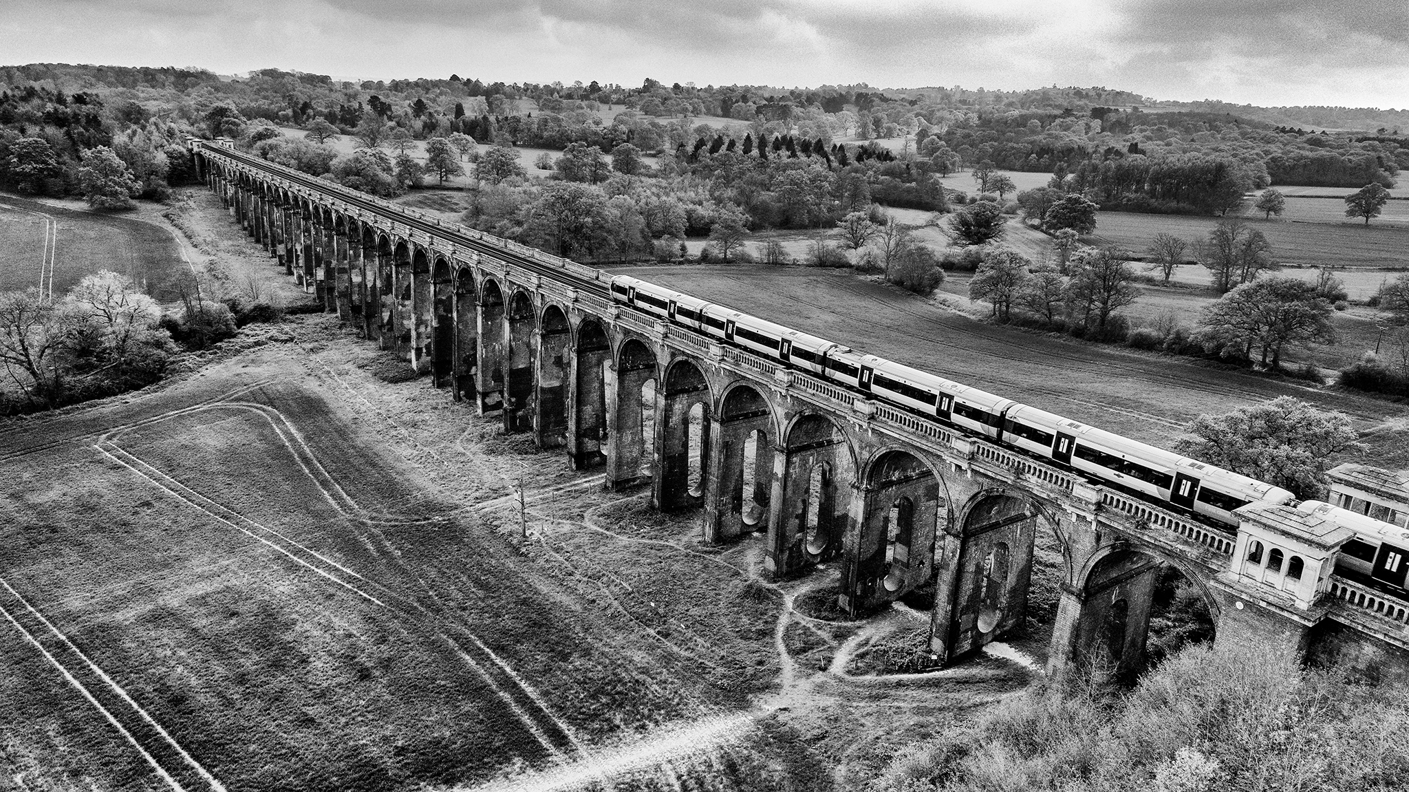 Ouse Valley Viaduct 1